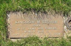 Kingdon M. Stover