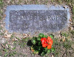 Frances Irene <I>Swanson</I> Burgess