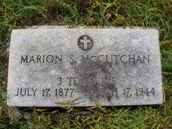 Marion Sims McCutchan
