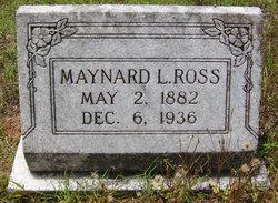 Maynard L. Ross