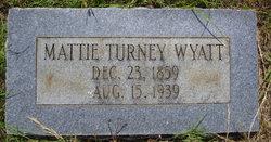 Mattie Turney Wyatt