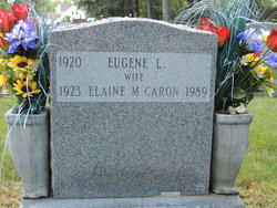 Elaine Marie <I>Caron</I> Abair