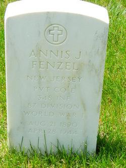 Annis J Fenzel