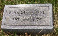 Blanche Elizabeth <I>Meese</I> Bane