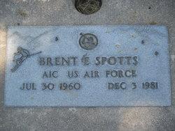 Brent Spotts