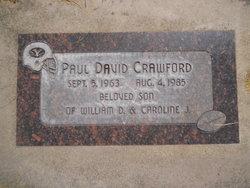 Paul David Crawford