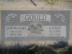 Reynolds Wesley Gould