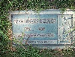 Cora Jane <I>Shaw</I> Belyea