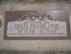 Emilee <I>Brooke</I> Orme