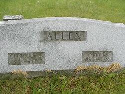 Gertrude <I>Hadley</I> Allen