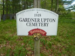 Gardner Private Burial Ground