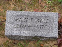 Mary E Byrd