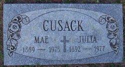 Julia Cusack