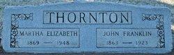 "John Franklin ""Frank"" Thornton"
