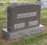 Jessie Mae <I>Adamson</I> Gosnell