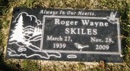 Roger Wayne Skiles