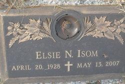 Elsie <I>N</I> Isom