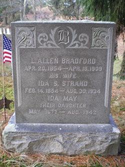 Ida S. <I>Strand</I> Bradford