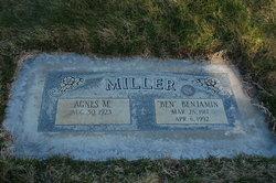 """Benjamin """"Ben"""" Miller"""