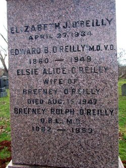 Brefney Rolph O'Reilly