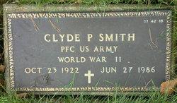 Clyde P Smith