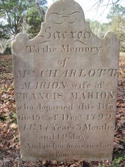 Charlotte <I>Kirk</I> Marion