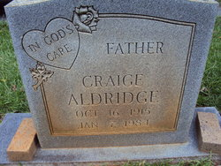 Craige Aldridge