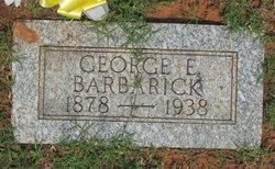 George E. Barbarick