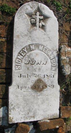 Sidney M Melancon