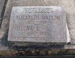 Delona <I>Watson</I> Hohensee
