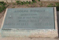 Adolph Stewart