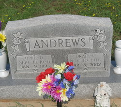 Oral Asa Andrews