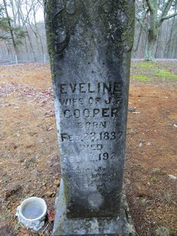Eveline <I>Beaton</I> Cooper