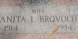 Anita Lucille <I>Gast</I> Brovold