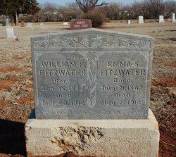 Emma Sarah Rebecca <I>Halterman</I> Fitzwater