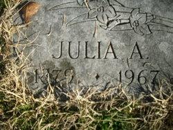 Julia Ann <I>Flack</I> Vest