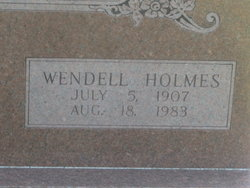 Wendell Holmes French