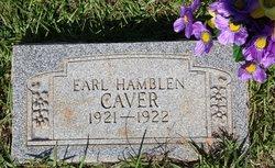 Earl Hamblen Caver