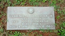Clarence Alexander Glatfelter, Jr.