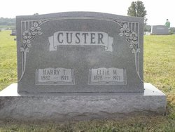 Effie M <I>Hoffman</I> Custer