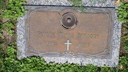 Beulah <I>Payne</I> Sprague