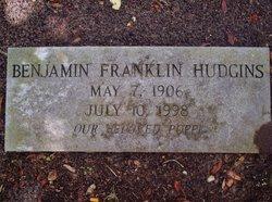 """Benjamin Franklin """"Poppi"""" Hudgins"""