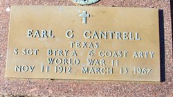 Earl G. Cantrell