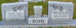 Margie Aline <I>Toney</I> Boyd