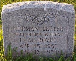 Norman Lester Bovee