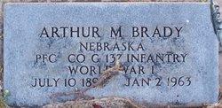 Arthur M. Brady