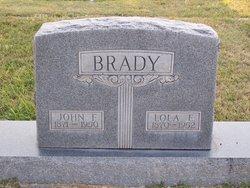 John F. Brady