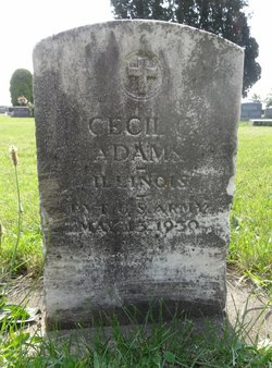 Cecil Clyde Adams