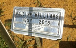 "Pauline ""Polly"" Williams"