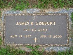 "James Robert ""Jim"" Giseburt"